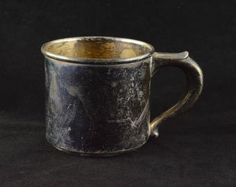 Wallace Simple Small Cup #25  Sterling Silver