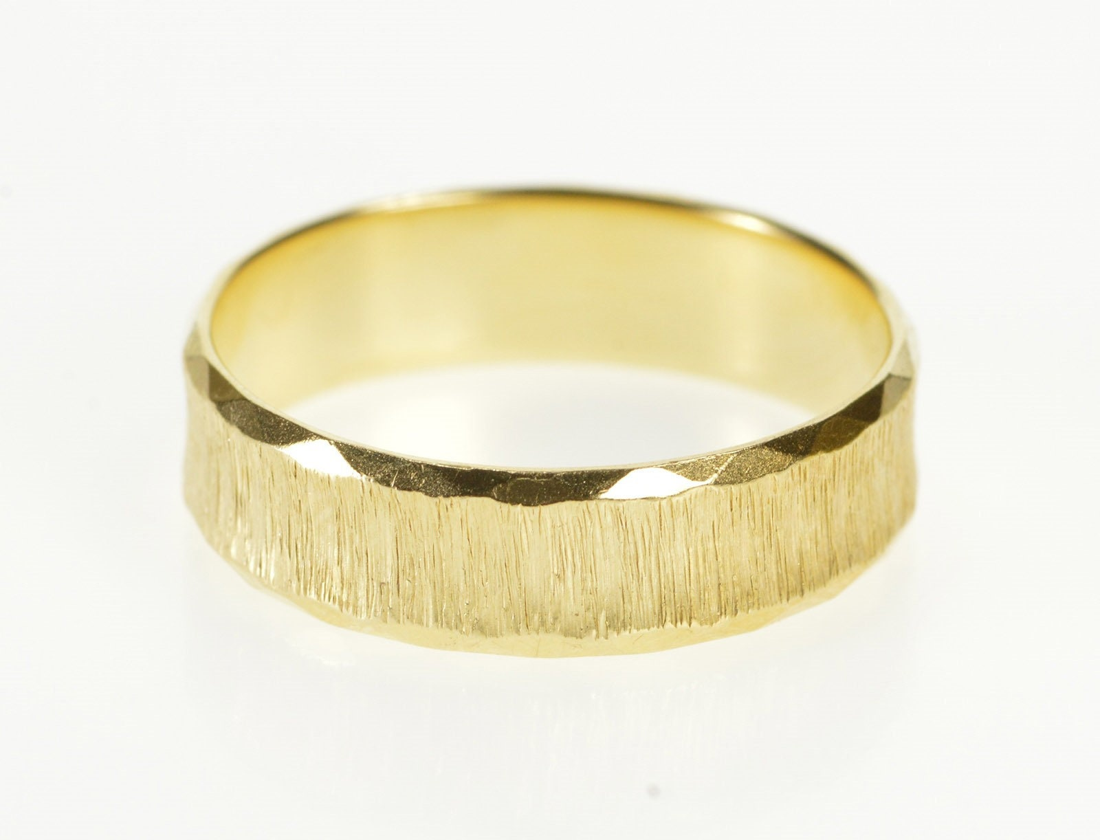50: Concave Brushed Wedding Band At Websimilar.org