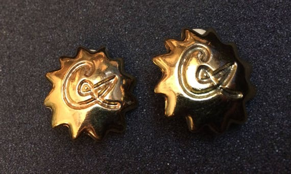 Clip on earrings Christian Lacroix - image 4