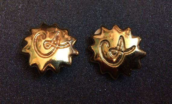 Clip on earrings Christian Lacroix - image 1