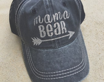 540282263b5 Mama bear hat