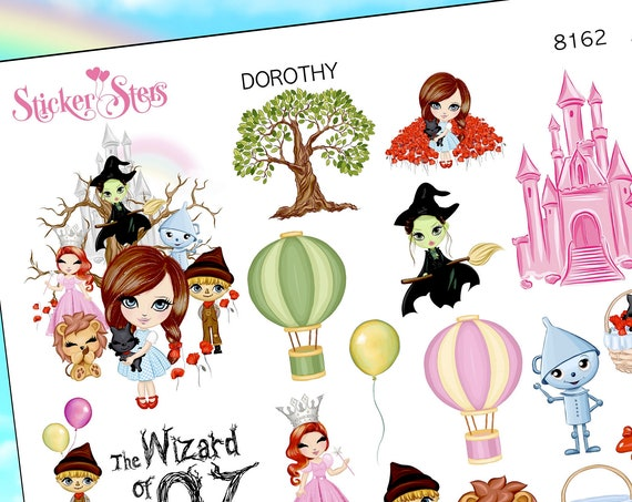 Dorothy Planner Stickers Stickers Mini Kit | 8162