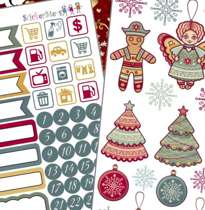 75 off sale christmas ornaments planner stickers gallery photo gallery photo