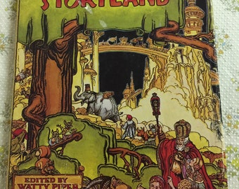 The Road In Storyland Edited by Watty Piper