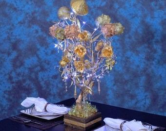 Clearance white wedding manzanita tree centerpieces white etsy