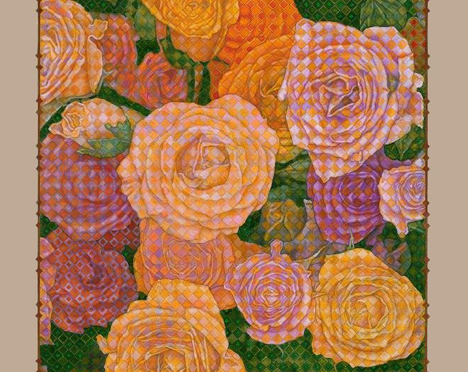 Fine Art Giclée Prints, Roses 2019
