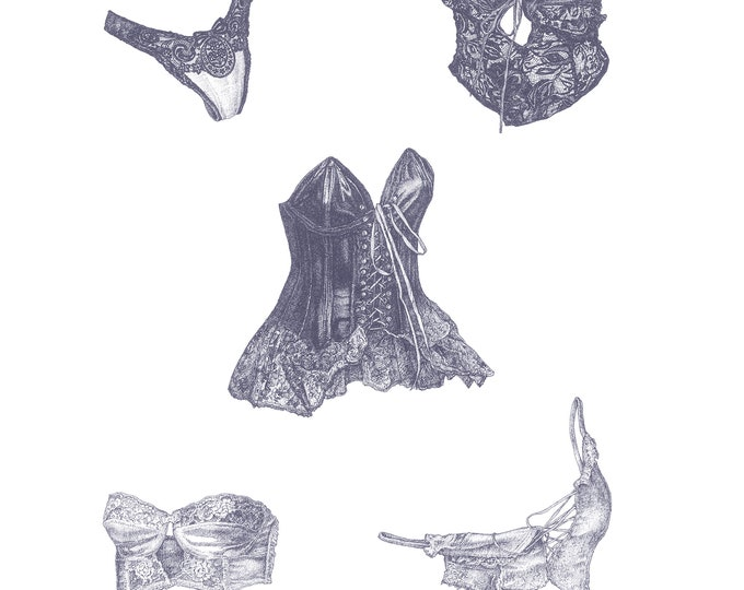 Fine Art Giclée Prints, Notturno V (indigo blue) (Limited Editions of 76, different sizes)