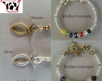 Salvation Journey Bracelets