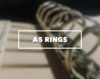 A5 Ring Binder Keelindori Cover