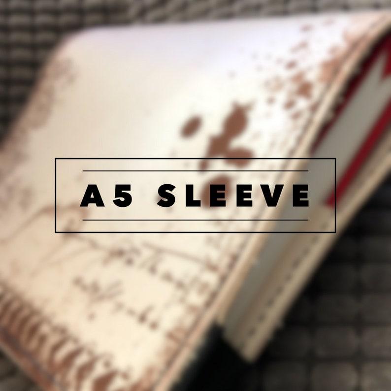 A5 Sleeve Style Keelindori Cover image 0