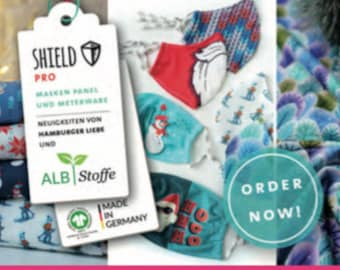 Albstoffe Shield Pro Winter Collection