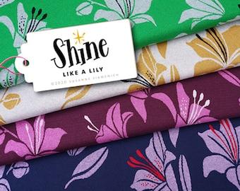 Shine like a Lily