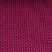 Anja reviewed Hamburger Love Big Knit Knit Ciclamino Pink Jersey Organic Fabric Jacquardjersey Organic Cotton Knitting Fabric Albstoff