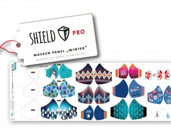 Shield Winter Panel