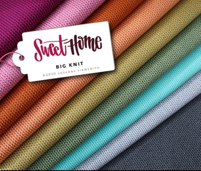 Sweet Home  Big Knit image 0