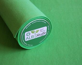 Organic cuffs green cotton organic cotton albatrossorganic organic cuffs grass green kba gots