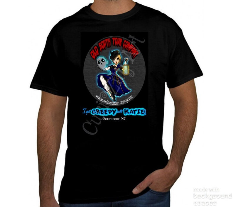 Old South Tour Company Shirt MADE TO ORDER image 0