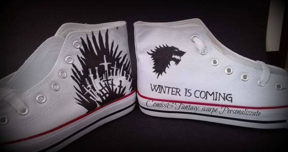 game of thrones converse shoes