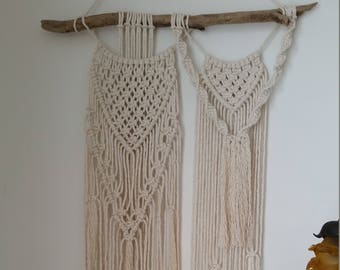 Macrame Wall Hanging - Sisters