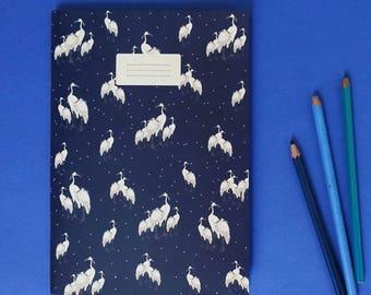 Herons notebook / Herons Notebook
