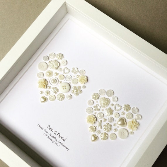 Anniversary Gift Lists By Year: 30th Wedding Anniversary Pearl Wedding Pearl Anniversary