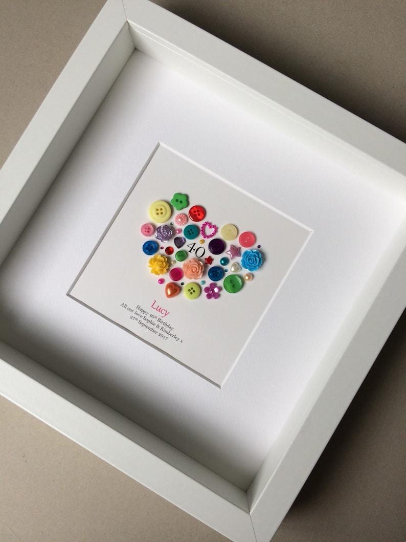 Birthday Gift Idea 16th 18th 21st 30th 40th 50th 60th