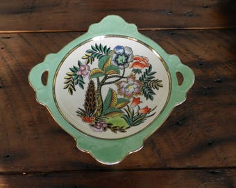 Noritake Exotic Floral Serving Plate