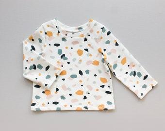 Easy T-Shirt PDF Sewing Pattern