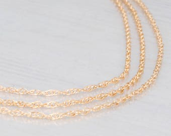 Gold Filled Choker Necklace,  Dainty Necklace, Unique Chain Necklace, Double Layer Necklace, Short Necklace, Necklace Set, Sterling Silver