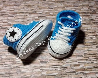 Nike Babyschuhe Hausschuhe Baby Etsy Häkeln Sie 5ef6vwq
