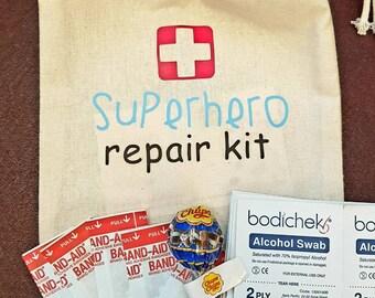 Superhero or Princess repair kit - First aid for children