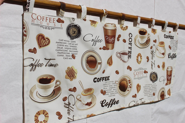 Küche Vorhänge Retro Küche Vorhänge Küche Volant Kaffee Dekor