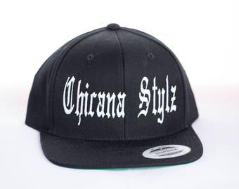 Chicana Stylz Snap Back