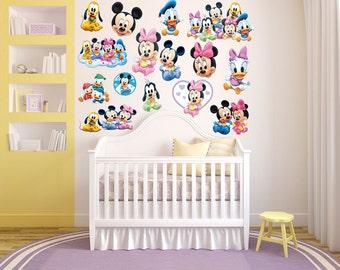 Mickey mouse kinderzimmer | Etsy