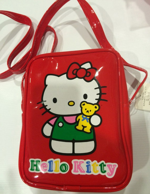 44f7654f7237 Vintage Hello Kitty bag 1993 Sanrio made in Japan