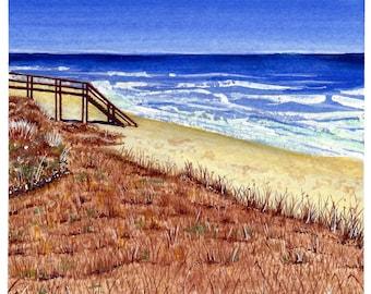 NEW! Flagler Beach Morning, Flagler Beach, FL, by Jeff Hebert