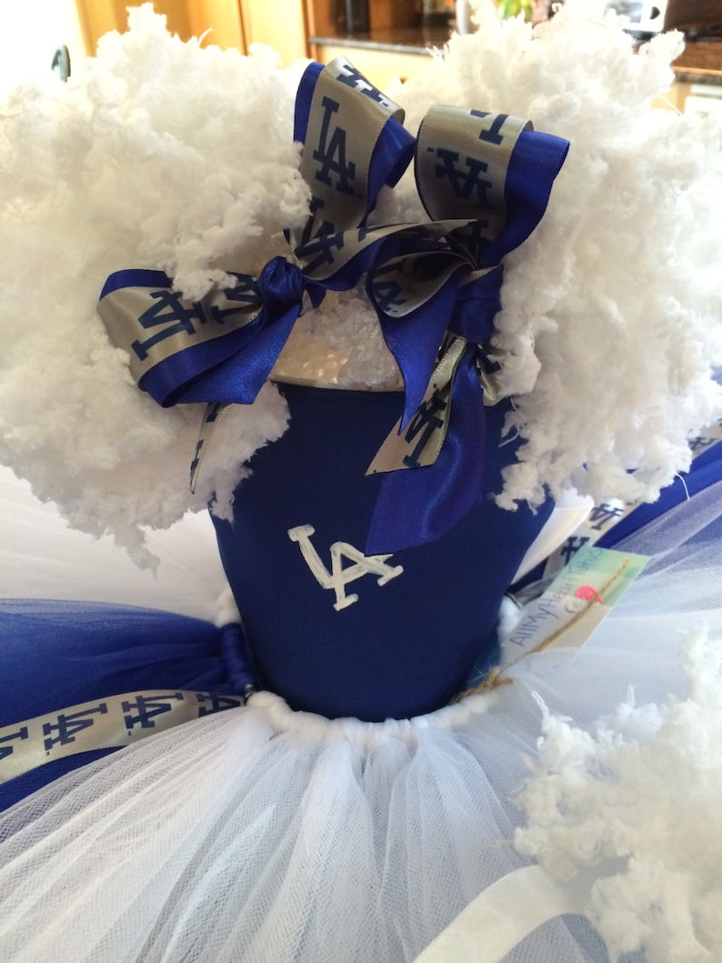 Sports Tutu and reversible top fits newborn to one year