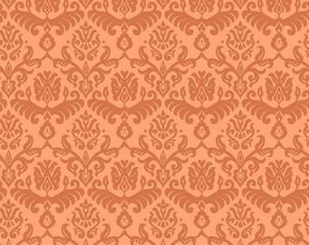 Traditions Fleur de Lys Hemp Fabric