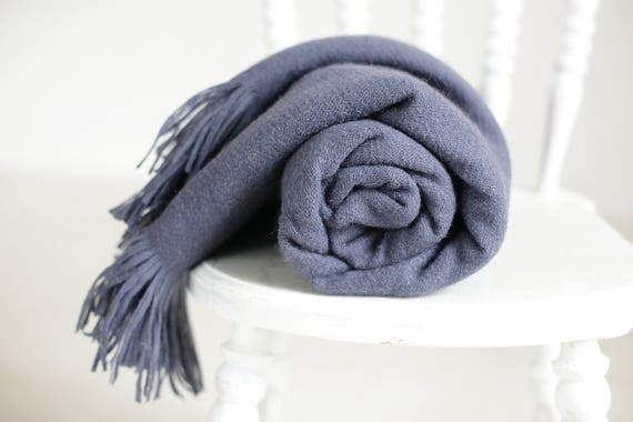 Lavender Blanket Periwinkle Blanket Liberty Blanket Blue Etsy Magnificent Periwinkle Throw Blanket