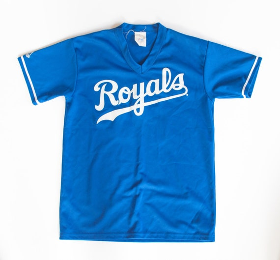 70's ROYALS kansas city  official  MAJESTIC jersey