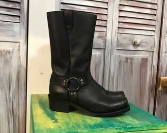 5.5 uk Made in Portugal Roots Size 38 eur Red Women/'s Boots 7.5 us