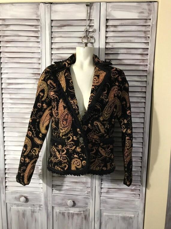 Women's veston - vintage blazer - vintage 90s - pa
