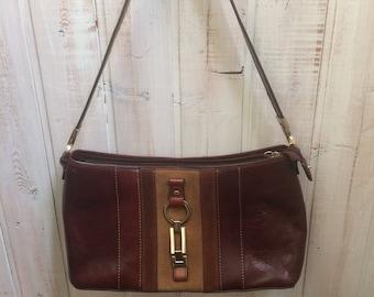 Vintage bag, Etienne Aigner purse like new Brown gradient