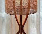 Adrian Pearsall Style MCM Danish Modern Table Lamp