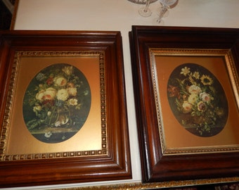 ANTIQUE PRINT Wall Hangings