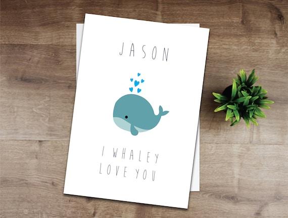 Personalised Birthday Card Birthday Card Funny Card Pun Card Etsy