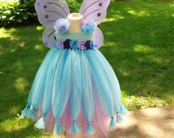 Abby Cadabby Inspired tutu dress for baby girl and toddler girl; Sesame Street birthday dress; Fairy tutu dress; Abby Cadabby costume & Abby cadabby costume | Etsy