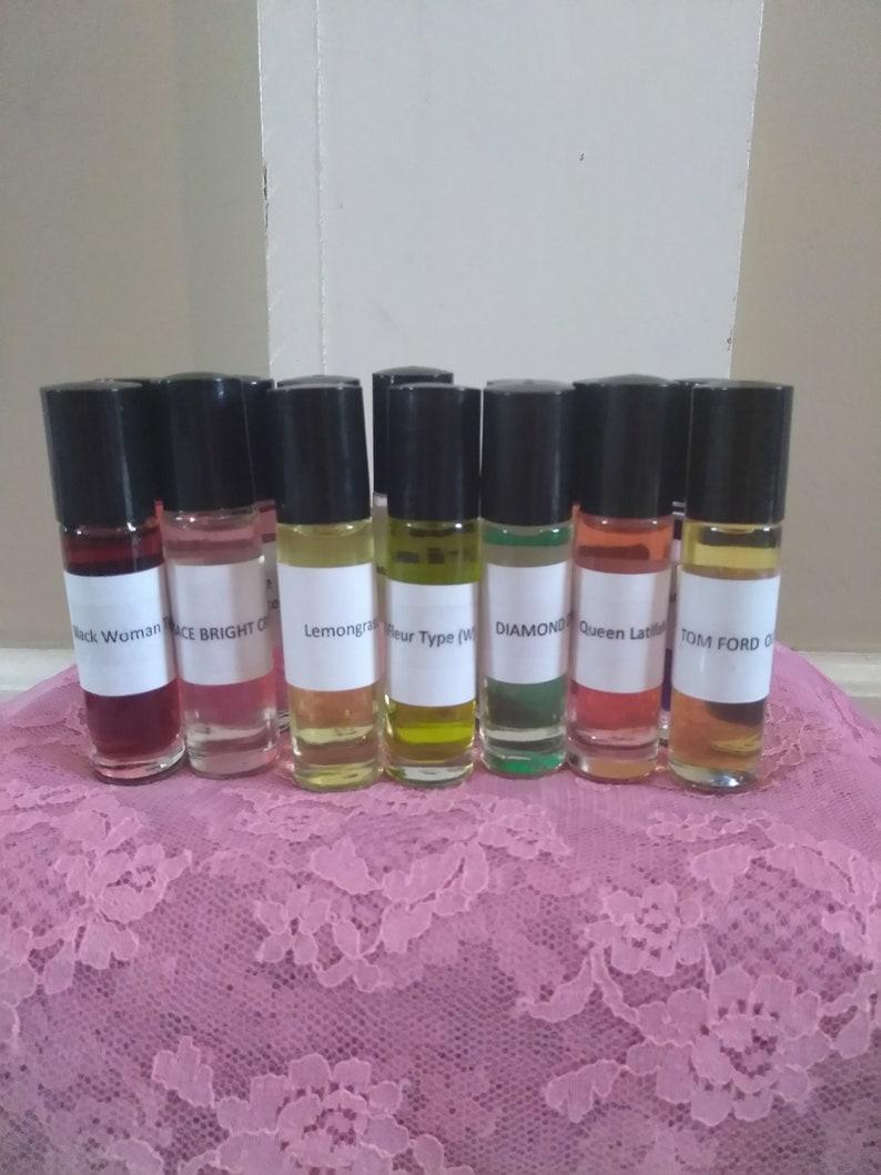 fadf4b8a42e30 100% Pure Premium Uncut Body Oils 1/4 Oz Bottle Alcohol Free Buy 3 get 1  free