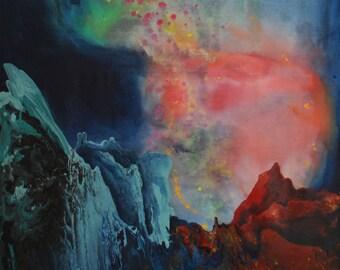 cosmic fire