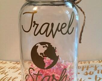 Vacation Jar Etsy